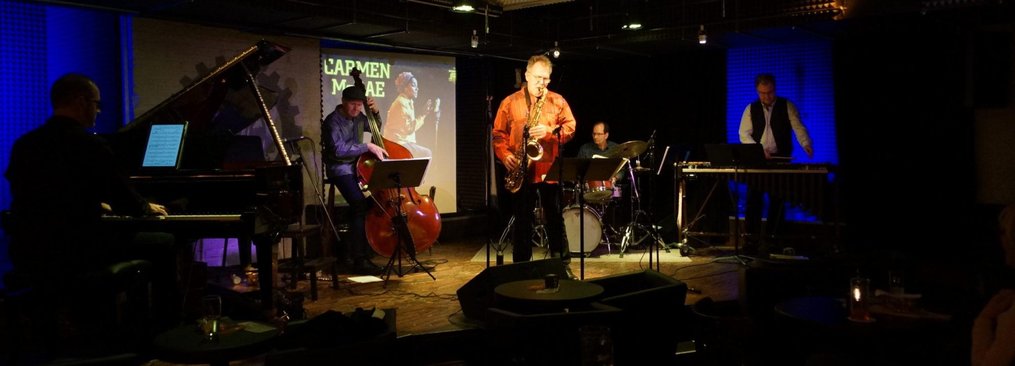 Uwe Dohnt - Saxophon : Musiker & Lehrer